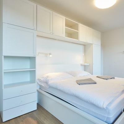 Ložnice apartmánu A4